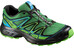 Salomon Wings Flyte 2 Trailrunning Shoes Men athletic green x/black/scuba blue